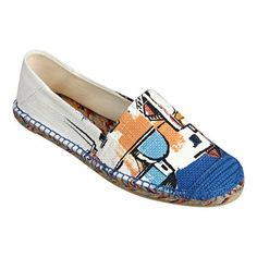 NINE WEST Espadrille in assorted patterns and colors