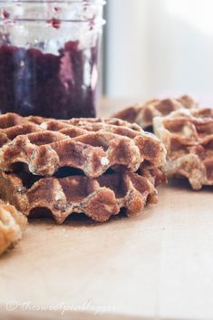 Real AIP Waffles (without plantain or cassava)