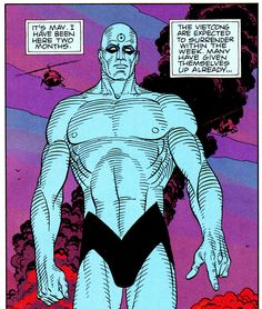 Dave Gibbons Alan Moore WATCHMEN