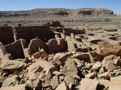 Salt's secret success in ancient Chaco Canyon Despite long-held assumptions, UC researchers find the diversity of salts in water and soil beneficial -- not harmful -- for cultivating maize in ancient New Mexico  UNIVERSITY OF CINCINNATI