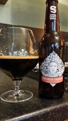 Siren Craft Brew Broken Dream Breakfast Stout