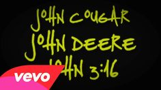 "Watch the Official Lyric Video for Keith's 'John Cougar, John Deere, John 3:16"" here.  You can download Keith's single here: www.smartURL.it/KUjohn"