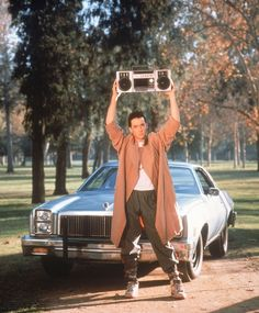 #johncusack, I love the guy, the song and the movie!!