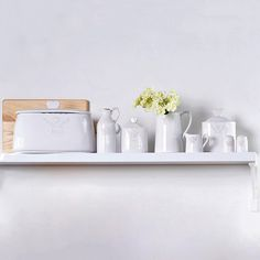 Maison Chic Kitchen Canister Collection . Dunelm .