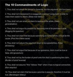 Logic laws