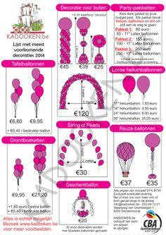 Globos rosas Balloon Topiary, Balloon Columns, Balloon Garland, Balloon Arch, Balloon Decorations Party, Balloon Centerpieces, Balloon Prices, Balloons Galore, Balloon Display