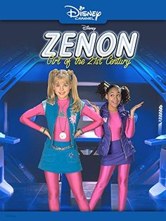 Zenon Girl Of The 21st Century Catch Phrases Products I Love In