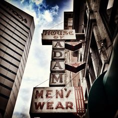 House of Adam Menswear