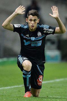#Lucas Ocampos #Olympique de Marseille