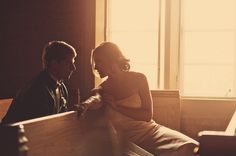 gorgeous light and intimate moment
