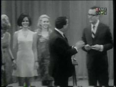 "Victor Borge appears on ""I've Got a Secret"" (December with host Steve Allen and panelists Betsy Palmer, Bill Cullen, Bess Myerson, Miss America and Henry Morgan. Bill Cullen, Victor Borge, Henry Morgan, Steve Allen, Miss America, Old Tv Shows, Special People, Electronic Music, Plays"
