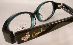 Coach Davina 2035 Olive Women Eyeglasses Frames Eyewear New Designer Cool Glasses, Glasses Case, Eye Glasses, French Women Style, Fashion Eyewear, Women's Fashion, French Fashion, Fashion Women, Eyewear Trends