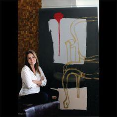 A artista plástica goiana Marillac expõe o preview da mostra S'assoir, em Goiânia, na Galeria Época. O vernissage para convidados será hoje (5) e a exposição será aberta ao público amanhã (6), com entrada franca. Em 2016 a mostra vai para Genebra, na Suíça. Saiba mais no site www.arrozdefyesta.net. #marillac #sassoir #epocagaleriadearte