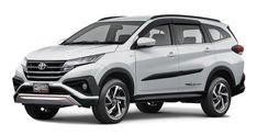 2018 Toyota Rush Is Daihatsu Terios Indonesian Cousin Daihatsu Terios, Toyota R, Suv Models, Mid Size Suv, Asia, Mitsubishi Pajero, Car Buyer, Benz C, Honda Cr