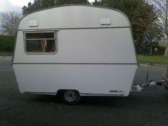thomson t line mini glen 1972 classic vintage caravan ultra rare condition retro