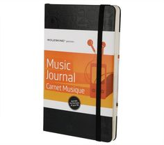 Moleskine Music Journal