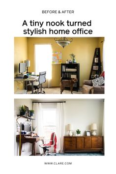 A home office doesn't need to feel separate and sterile. This inspiring home office shows how you can work and play surrounded by your family!  #paintcolors #paint #paintideas #homeimprovement #homedecor #homedecorideas #diy #painting  #paintideas Best White Paint, White Paint Colors, Wall Paint Colors, White Paints, Interior Work, Work From Home Tips, Office Makeover, Popular Colors, Desk Storage