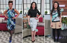 What We Wore: The Mar. 11 edition The Social CTV Again Love Cynthia's Look