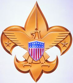 Boy scout and cub scout clip art, cut files, and subway art for scrapbooking, card making, and party decorations.