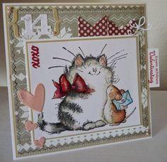 stamping funny: Valentinstag