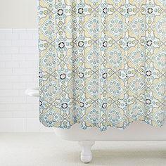 Mosaic Shower Curtain | World Market