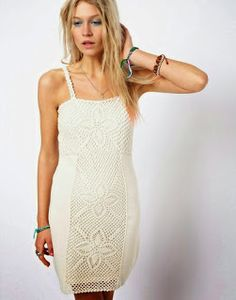 Zamotane: Letnia sukienka z motywem ananasa.