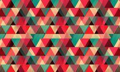 pattern geometric triangles - Buscar con Google