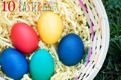 10 Great Easter Baskets for Kids