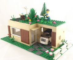 MOC noageforplay Green House