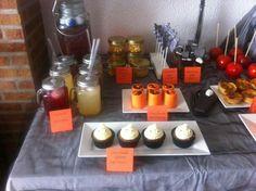 Spook toef cupcakes