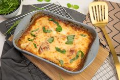 Ovenschotel met paprika, courgette en aubergine - Klik op de foto voor het recept - #recept #keukenliefde