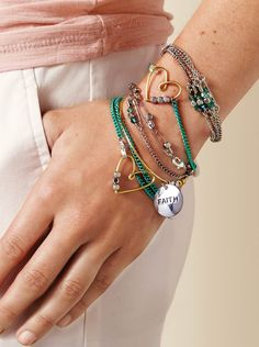 Reclaimed Jewelry | DIY fashion | upcycle | easy DIY project
