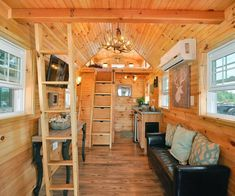 (2/2) A 352 sq.ft. tiny house with king and queen size lofts double dormers granite countertops and a True Induction energy efficient double burner cooktop.. View more pictures and details through our profile link!. #tinyliving #tinyhouseliving #tinyhouse #tinyhouses #tinyhome #tinyhomes #tinyhousemovement #thow #tinyhouseonwheels #tinyhomeonwheels #tinyhousenation #tinyhouselife #tinyhouselove #minimalism #smallhomes #simpleliving #hgtv #diynetwork #tinyhousebigliving #tinyhousebuild…