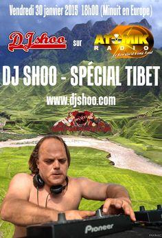 This friday on Atomik Radio 18h00 (midnight Europe) DJ SHOO present just a new stuff lounge.... www.djshoo.com and www.atomik-radio.fr