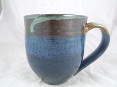 Love stoneware mugs.