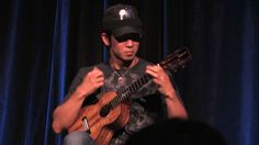 "Jake Shimabukuro plays ""Let's Dance"" (+playlist)"