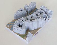3D Printer Log: 3D Printing Architectural Context Models #3dPrintedArchitecture