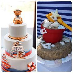 Cumpleaños temático: fiesta marinera