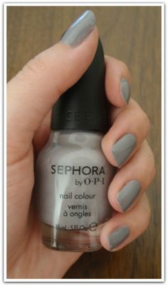 Sephora by OPI - Frankly, I Don't Give A-dam