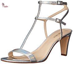 Nine West Dacey Metallic Sandales à talons - Chaussures nine west (*Partner-Link)