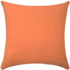 Orange Pillow Cover Solid Orange Pillow Cover Solid Orange Throw... (13 CAD) ❤ liked on Polyvore featuring home, home decor, throw pillows, decorative pillows, home & living, home décor, light pink, orange accent pillows, outdoor throw pillows and colored throw pillows