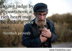 Funny Do not judge by appearances