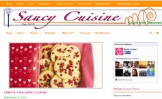 Saucy Cuisine has hundreds of recipes focusing on how to transform great food into gourmet with mouth watering sauces.  Helen is a Recipe Tester for the Washington Post.  Established 2010. SaucyCuisine.com | @Helen Horton | on.fb.me/saucycuisine