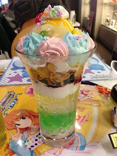 how to say ice cream shop in japanese