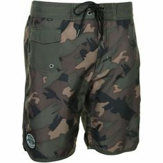 Matix JJ Stretch Boardshort - Camo