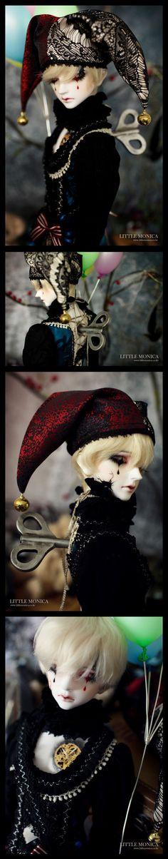 ---- # Little Monica # ----