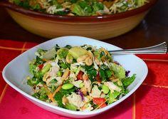 Thai Chicken Salad @Valerie Avlo Avlo Brunmeier {From Valerie's Kitchen}