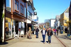 A Brief Afternoon in Sandnes, Norway.