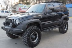 RubiTrux: The Original Jeep Rubicon Truck Conversion Jeep Liberty 2005, Jeep Liberty Lifted, Jeep Liberty Sport, Jeep Zj, Jeep Truck, Jeep Rubicon, Jeep Renegade, Jeep Liberty Renegade, 2014 Jeep Patriot