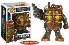 "Big Daddy - Bioshock 6"" Pop! Vinyl Figure"